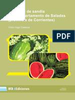 Inta- El Cultivo de Sandia en El Departamento de Saladas