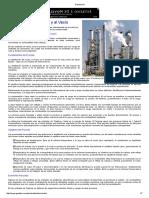 Destilación atmosferica