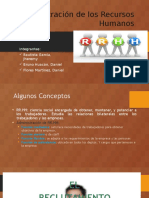 Gestion E. I Exposicion de Adm. de Los RR HH (1)