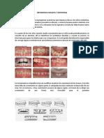 Ortodoncia Infantil y Ortopedia