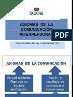 Ppt Clase 5 Axiomas