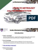 Chapter 2_METROLOGY-Main Notes
