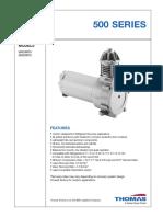500 Series Brochure