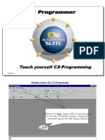 Tutorial CX Programmer