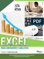 Propuesta CORPORATIVA Curso Excel_Contadores y Analistas Jul y Jul 2012