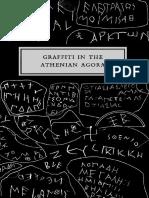 Graffiti in the athenian agora.pdf