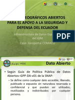5.Instituto Geografico Militar