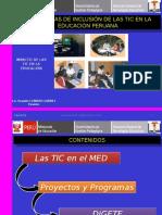 Exp Experienciasdeinclusinticenlaeducacionperuana 121208155140 Phpapp02