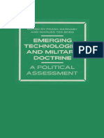 Barnaby-emerging Technologies and Military Doctrine-political Assessment-(1986)