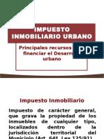Presentacion IMP. INMOB. URBANO Final