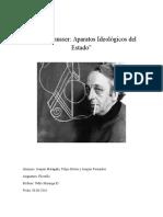 Filosofía Althusser