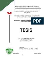 2012 Alvarez_Estudio de la proteccion diferencial de un generador sincrono.pdf