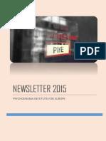 Pife Newsletter 2015