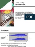 Audio Editing Fundamentals 2010