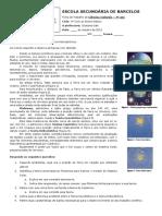 FT 3 - Teoria Geo e Heliocêntrica