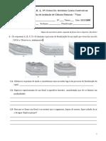 Ficha Formativa Fósseis 2