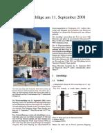 Terroranschläge Am 11. September 2001