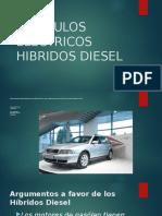 Vehiculos Electricos Hibridos Diesel