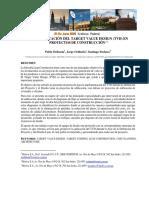 2. Implementacion Del TVD en Proyectos de Edificaciones