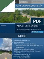 Exposicion Consideraciones Tecnicas- REQUISITOS