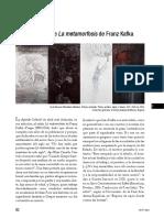 Cien Años de La Metamorfosis de Franz Kafka