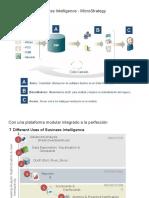 Presentación 7 Estilos BI MicroStrategy