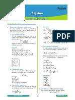 Algebra 1 Leyes de Exponentes