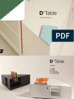 Dtable Digital Brochure