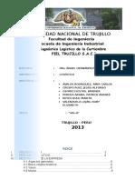 Informe Final Del Diagnóstico Logístico La Melchorita s.a.c.