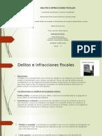 Delitos e Infracciones Fiscales