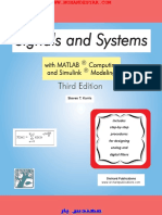 Signals and Systems With MATLAB
