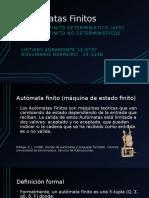 Automatas Finitos Deterministicos y No Deterministicos 160213030217