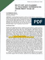 lang -bt article - milestone 4