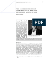 The Concrescence Project