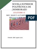 Atletismo II -i Mab