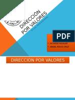 Direccion Por Valores
