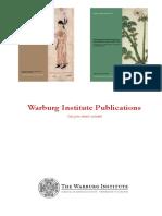 WarburgPublicationsList With Sales Prices