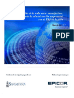 Improving Business Management With Cloud ERP-Sept2015-Spanish