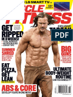 Muscle & Fitness USA - June 2016