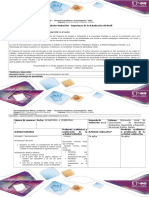 Guia de Actividades y Rúbrica de Evaluación - Unidad Uno