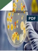 Guia de Laboratorio Para Microbiologia