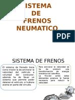Sistema de Frenos Neumatico
