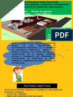 Diseño de Planta - Localización de Planta