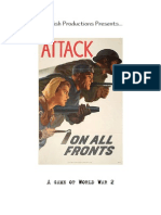 Attack On All Fronts
