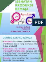 Materi Penyuluhan Kesehatan Remaja