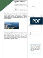 GUIA de TRABAJO. Textos Informativos