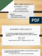 Bombeo Mecanico y Bombeo Con Cavidades Progresivas