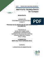 Monografía IV