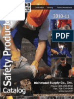 Industrial Supply and Safety Supplies Catalog