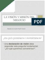 2. Visión y Misión Del Negocio